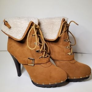 """Baby Phat """"Bonnie"""" Boots"""